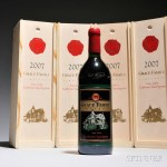 Grace Family Cabernet Sauvignon 2007 (Lot 1227, Estimate $1,000-$1,200)