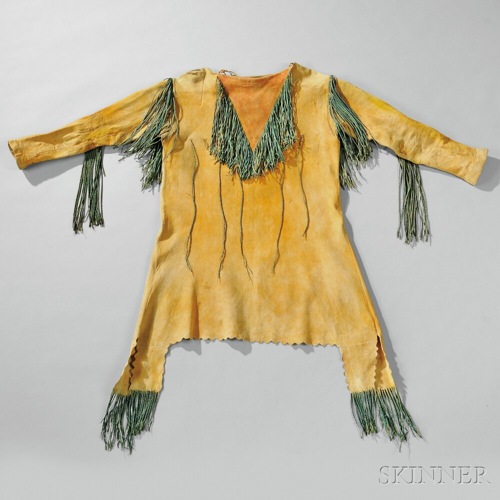 American Indian Amp Ethnographic Arts Sale 2862b Skinner