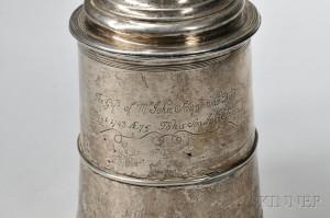 Silver Tankard, detail
