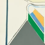 Richard Diebenkorn (American, 1922-1993)  Untitled (Ocean Park), 1969, edition of 90 (Lot 34, Estimate $5,000-$7,000)