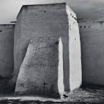 Ansel Adams (American, 1902-1984)  St. Francis Church, Ranchos de Taos, New Mexico, c. 1950, printed c. 1974. (Lot 97, Estimate $2,000-$3,000)