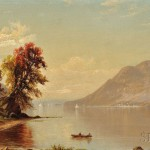 Alfred Thompson Bricher (American, 1837-1908)  Hudson River at West Point (Lot 250, Estimate $15,000-$25,000)