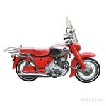 1969 Honda Dream (Lot 1, Estimate $5,000-$7,000)