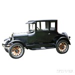 1926 Model T Five-window Coupe (Lot 3, Estimate $7,000-$9,000)