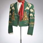 Stage work Nudie Suit from the Estate of Little Jimmy Dickens. To be offered at auction in November 2016.