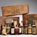 Antique Bottles from Prohibition and Pre-Prohibition Eras (Estimates Vary)