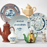 Selection of Lots from Part II of the Troy Chappell Collection of 17th and 18th century English Pottery