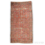 Complete Classical Long Rug, Southern Caucasus, late 18th century (Lot 115, Estimate: $5,000-6,000)