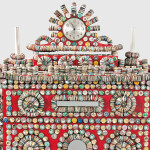 Rick Ladd Bottle Cap Chest of Drawers, Brooklyn, New York, 1991 (Lot 1133, Estimate $1,500-2,500)