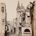 Francis Frith (British, 1822-1898) Street View in Cairo, 1858 (Lot 132, Estimate: $2,500-3,500)