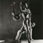 George Platt Lynes (American, 1907-1955) Two Nude Studies, c. 1950 (Lot 174, Estimate: $1,500-2,500)