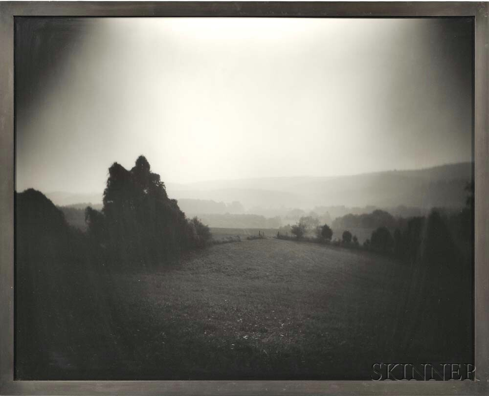 Sally Mann (American, b. 1951) Untitled, 1993, printed 1997 (Lot 196, Estimate: $8,000-12,000)