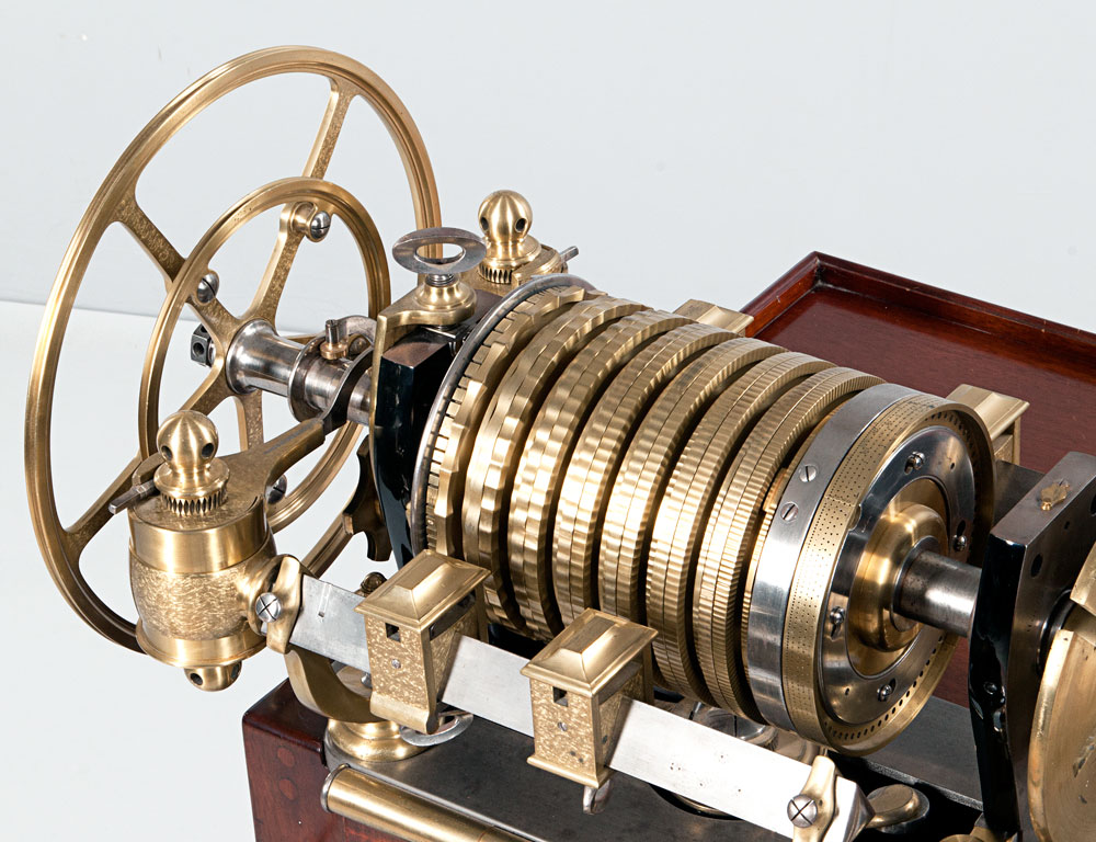 Holtzapffel and Deyerlein 12-inch Rose Engine No. 1071 and Accessories, Cockspur Street, London, 1816 (Lot 52, Estimate $60,000-80,000)