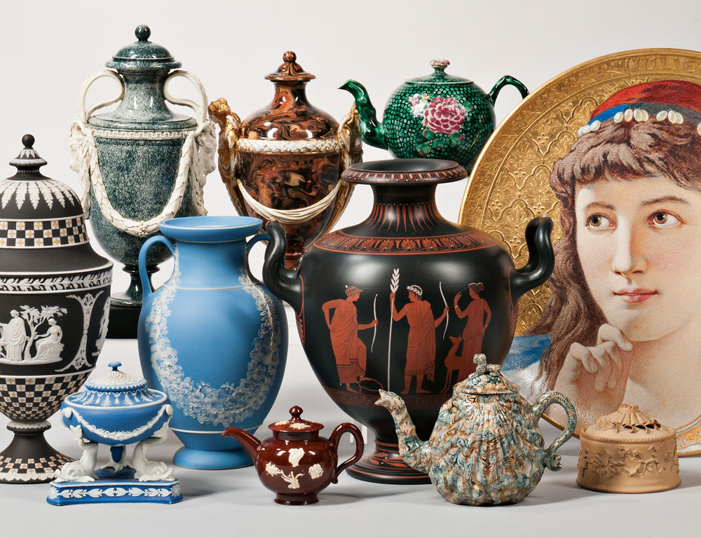 The Victor and Muriel Polikoff Collection
