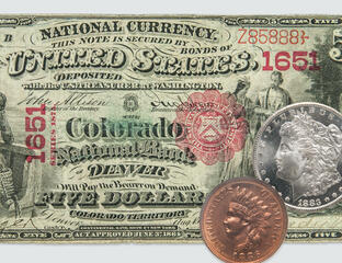Coins & Currency online - 3122T