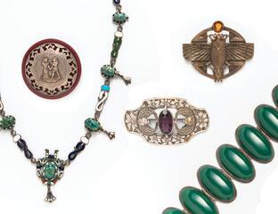 Jewelry & Silver - 3373T