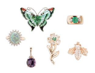Jewelry & Silver - 3411T
