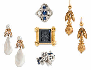 Fine Jewelry Collections