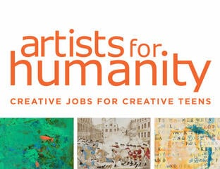 Art Action Auction: Artists For Humanity - 1236T
